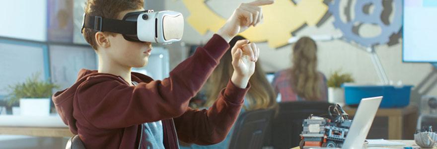 formations en réalité virtuelle